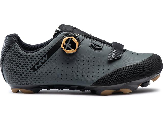 Northwave Origin Plus 2 Shoes Men, anthracite/honey
